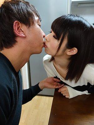 Skinny Japanese Teen Fucked