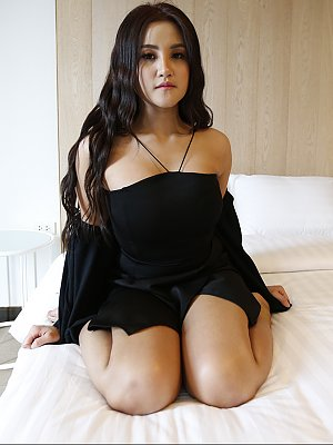 Beautiful Asian Babe Fucked